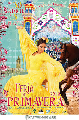 Vejer de la Frontera - Feria de Primavera 2019 - Alberto Bermúdez