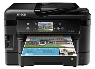 Epson WF-3540 Télécharger Pilote Pour Mac Et Windows