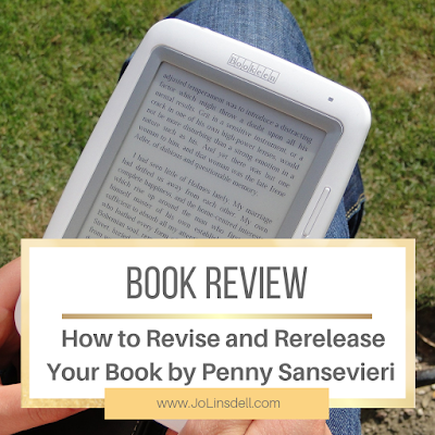 Book Review: How to Revise and Rerelease Your Book by Penny Sansevieri