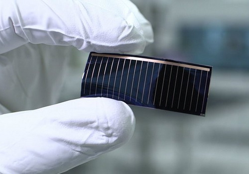 Tinuku Audi and Alta Devices designing solar cells for electric car roofs
