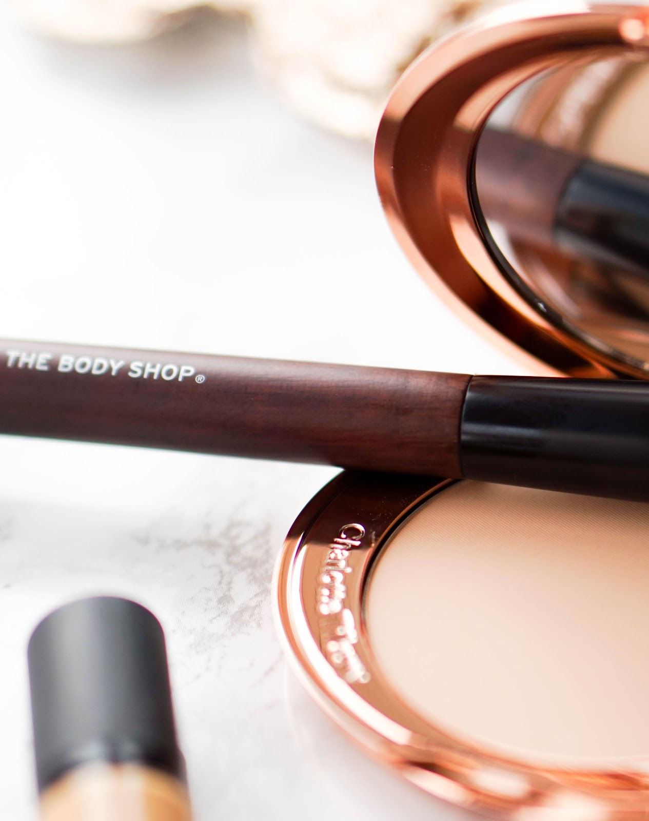 All Matte Everything ft Zoeva, Charlotte Tilbury & The Body Shop