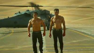 salman khan & bobby deol bodybuilder wallpaper