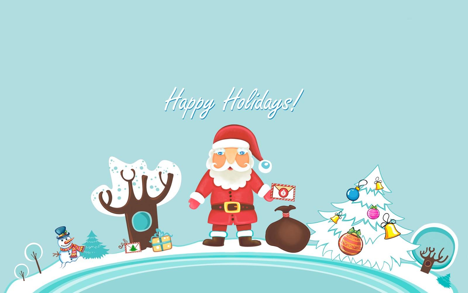 Wallpaper Happy Holidays Hd Celebrations Christmas 5116: HD Wallpaper Download: Happy Merry Christmas