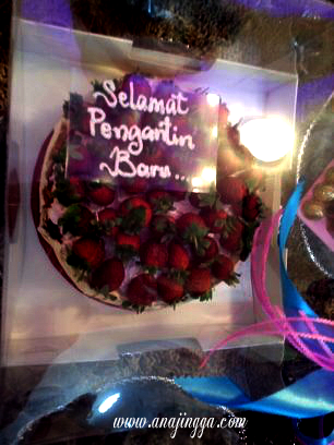 hantaran kek