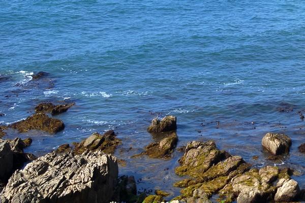 france bretagne finistère pointe saint-mathieu rochers océan
