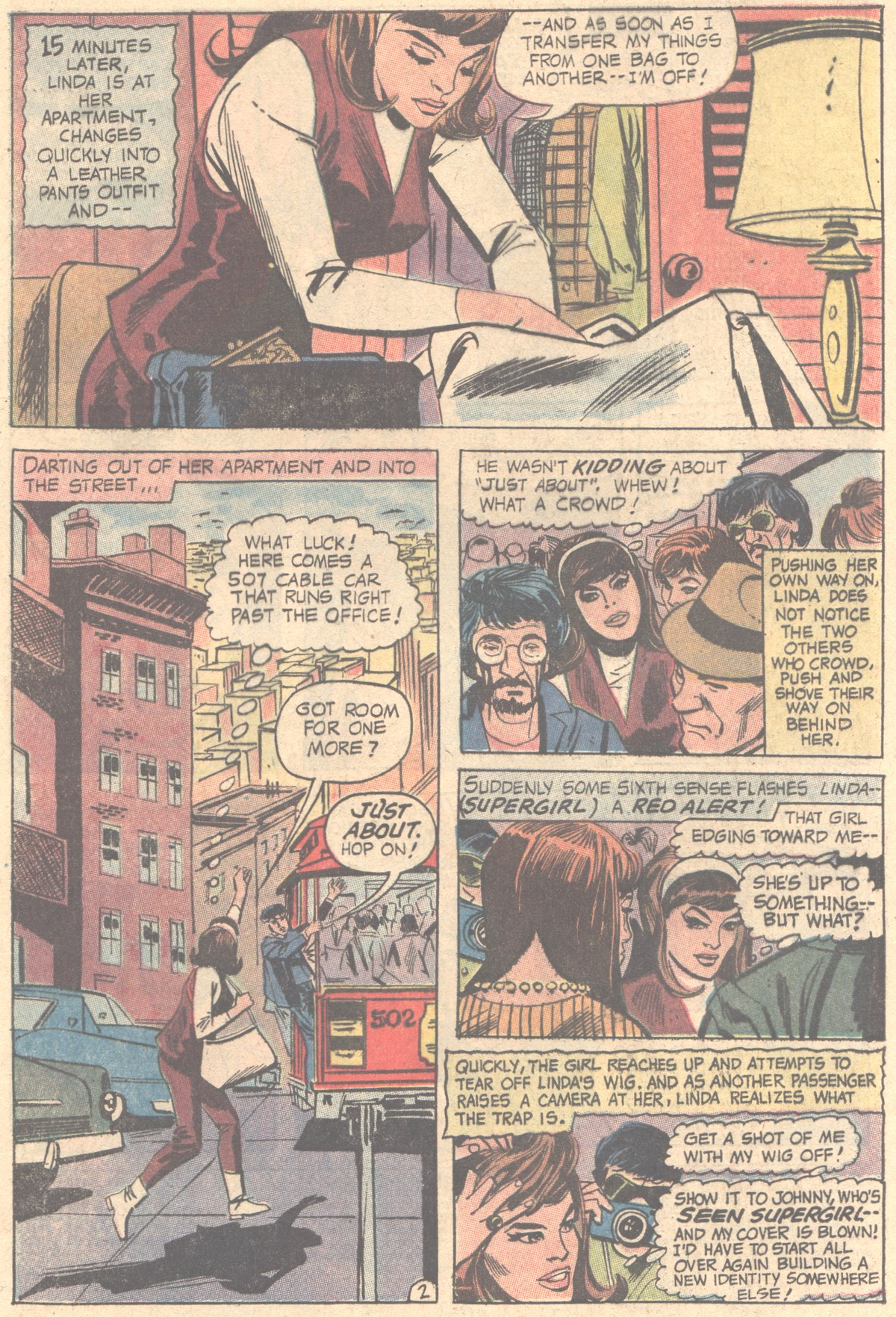 Read online Adventure Comics (1938) comic -  Issue #408 - 4