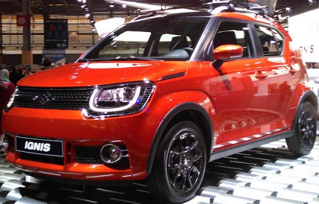 Jadwal Peluncuruan Suzuki Ignis di Indonesia