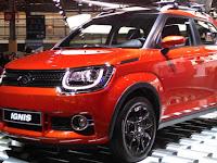 Jadwal Peluncuran Suzuki Ignis di Indonesia