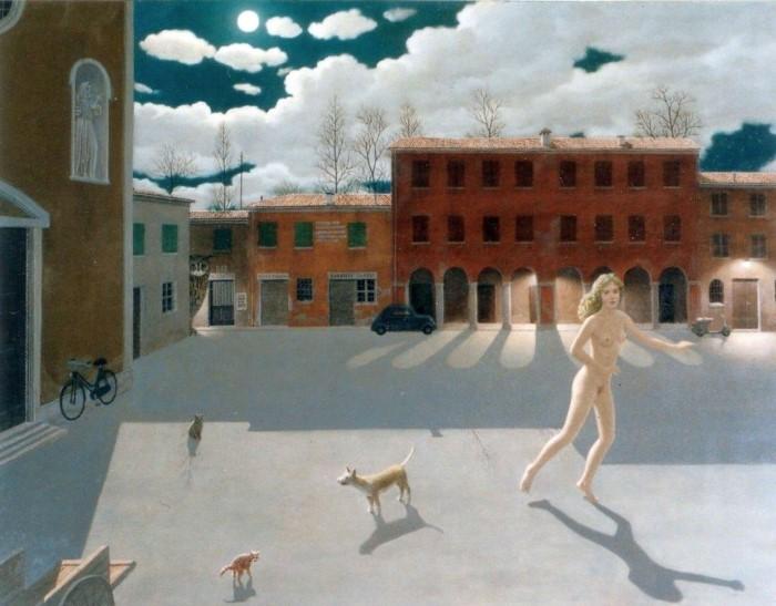 Мир мечты. Adelchi-Riccardo Mantovani