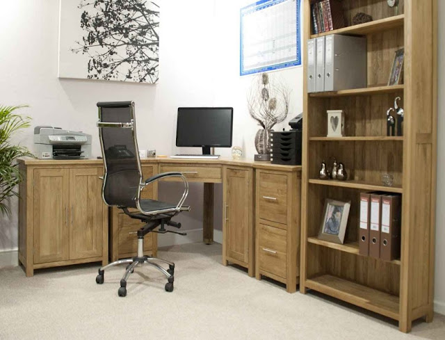best buy corner home office desk pine with shelves and chairs sets