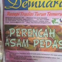 Demuara (Perencah Tradisional Melayu): Produk De Muara