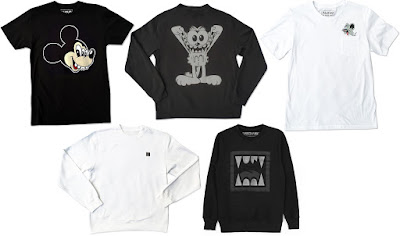 Greg Mike Pop Culture T-Shirt Capsule Collection