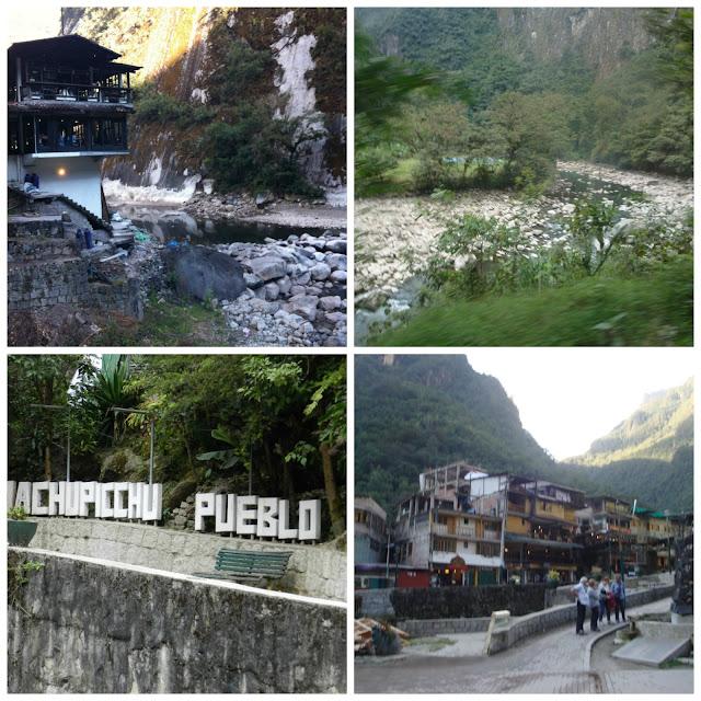 Aguas Calientes ou Machu Picchu Pueblo, Peru