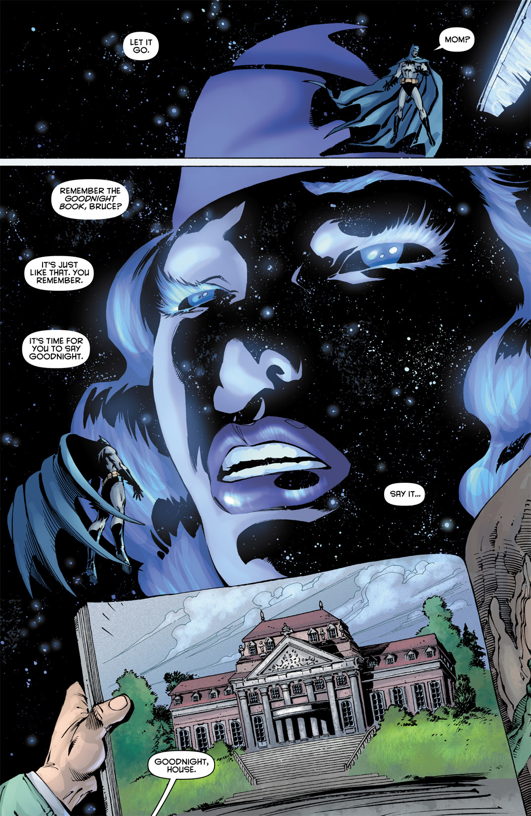 Detective Comics (1937) 853 Page 21