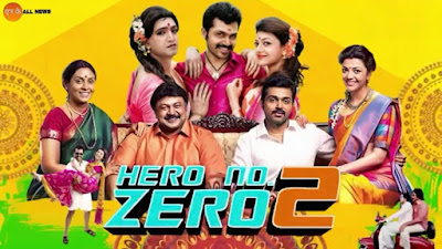 Hero No Zero 2 2018 Hindi Dubbed WEBRip 480p 200mb x265 HEVC