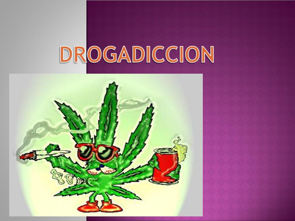 Dxsstruction: HISTORIETA DE DROGADICCION