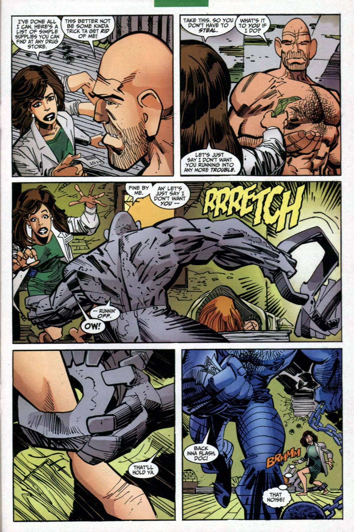 Thor (1998) Issue #27 #28 - English 14