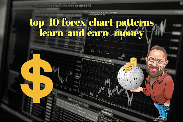 top 10 forex chart patterns learn and earn money