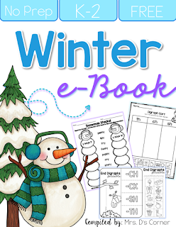 Bring winter into your classroom! Check out fun art activities, winter mentor texts, writing activities AND grab a FREE eBook packed with fun winter-themed resources for your classroom!