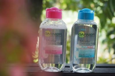 Garnier Micellar Cleansing Water Promo Alfamart