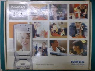 Dus Nokia N71 Seken