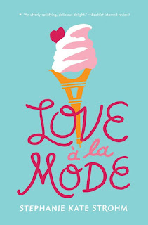 Review of Love a la Mode by Stephanie Kate Strohm