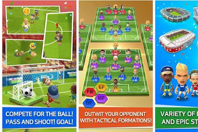 تحميل لعبة كرة قدم مسلية