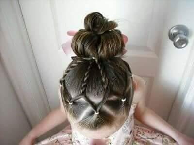 Cute%2BEasy%2BHairstyles%2BFor%2BLittle%2BGirls%2B%25285%2529 30 Cute Easy Hairstyles For Little Girls Interior