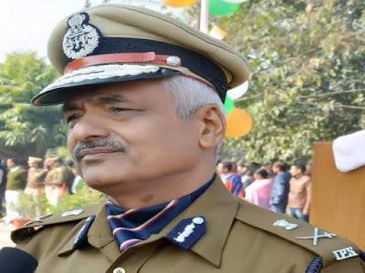 उत्तर प्रदेश की सरकार ने सुलखान सिंह को उत्तर प्रदेश का नया डीजीपी (पुलिस महानिदेशक) नियुक्त किया गया