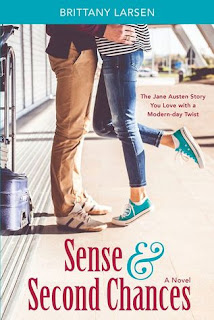 Heidi Reads... Sense & Second Chances by Britttany Larsen