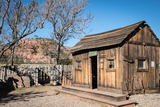 [Utah] Le petit Hollywood du Far West à Kanab et Paria