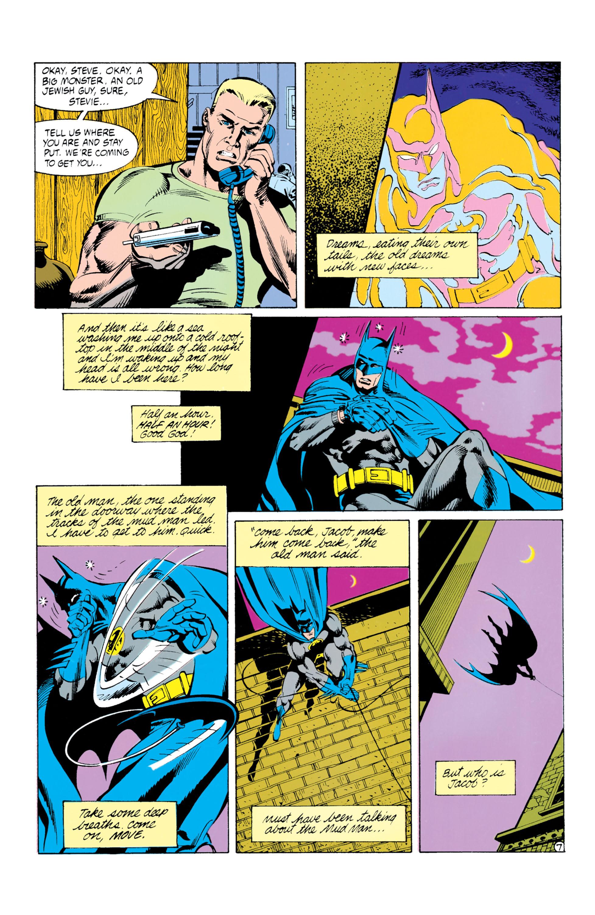 Detective Comics (1937) 632 Page 7