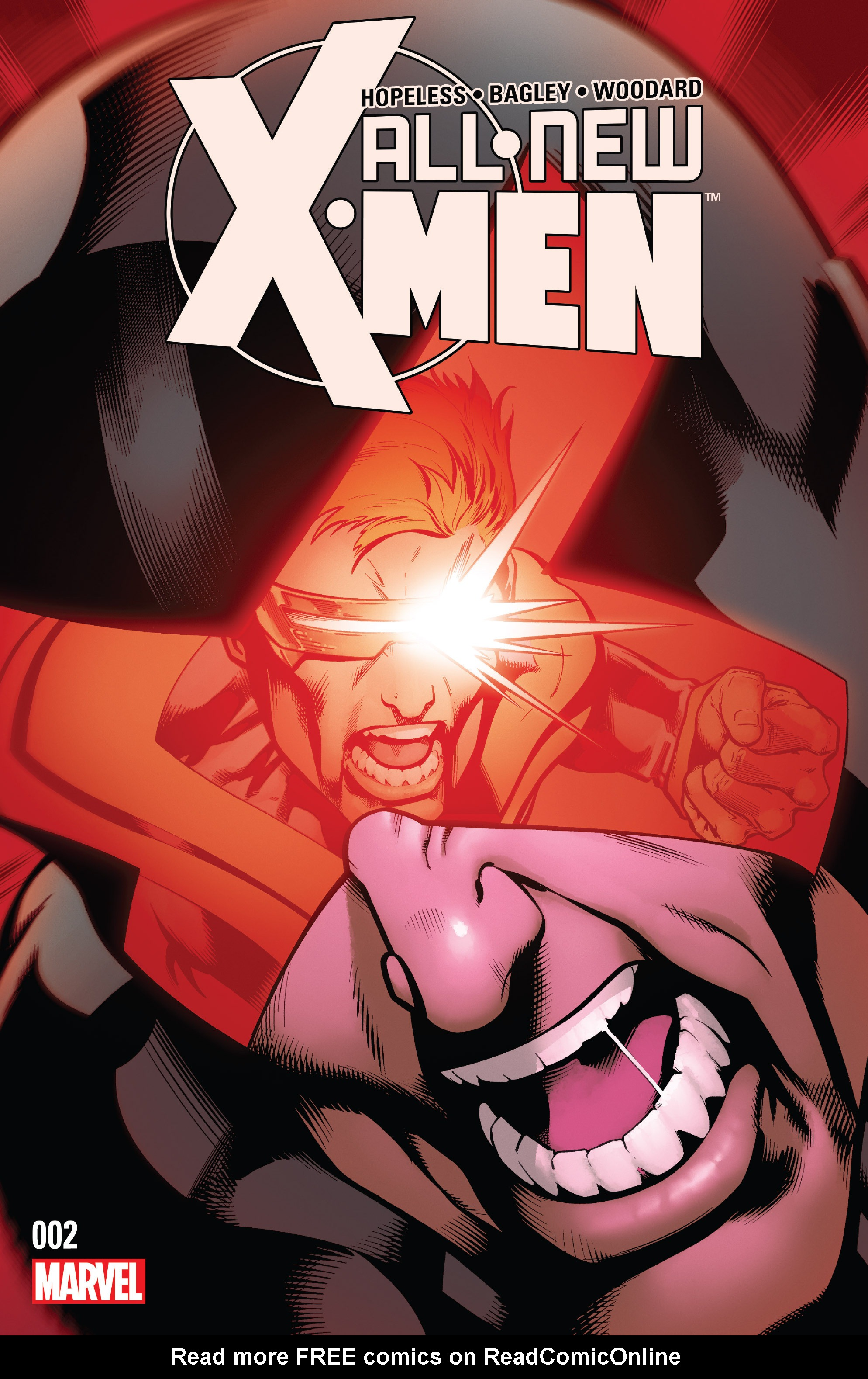 Read online All-New X-Men (2016) comic -  Issue #2 - 1