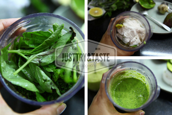 Resep Green Goddess Salad Dressing