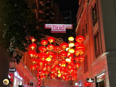 Lee Tung Avenue Chinese New Year 2019 Decoration, wan chai, hong kong
