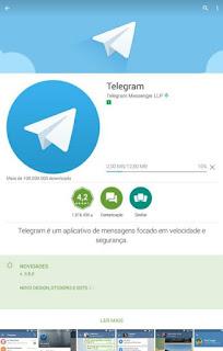 Como fazer uma conta no Telegram