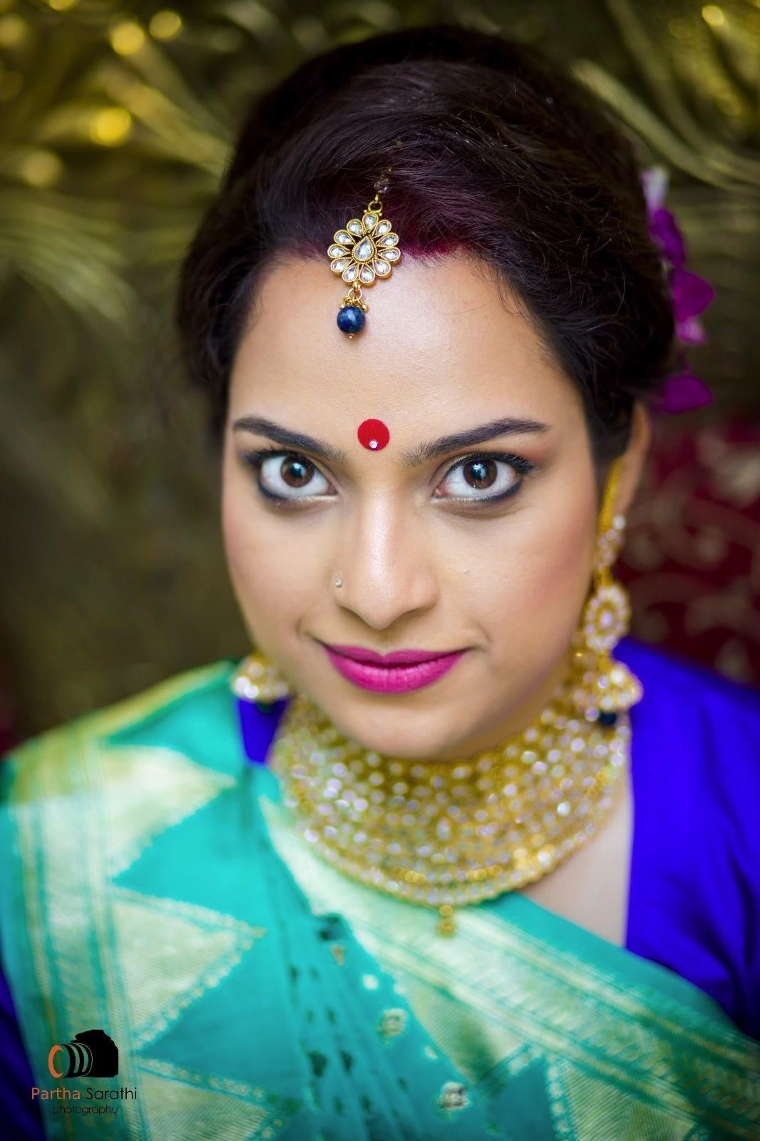 The Traditional But No Fuss Bride Agnirupa Elegant Eves