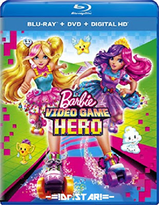 Barbie Video Game Hero 2017 Dual Audio 720p BRRip 600mb world4ufree.to, hollywood movie Barbie Video Game Hero 2017 hindi dubbed dual audio hindi english languages original audio 720p BRRip hdrip free download 700mb or watch online at world4ufree.to