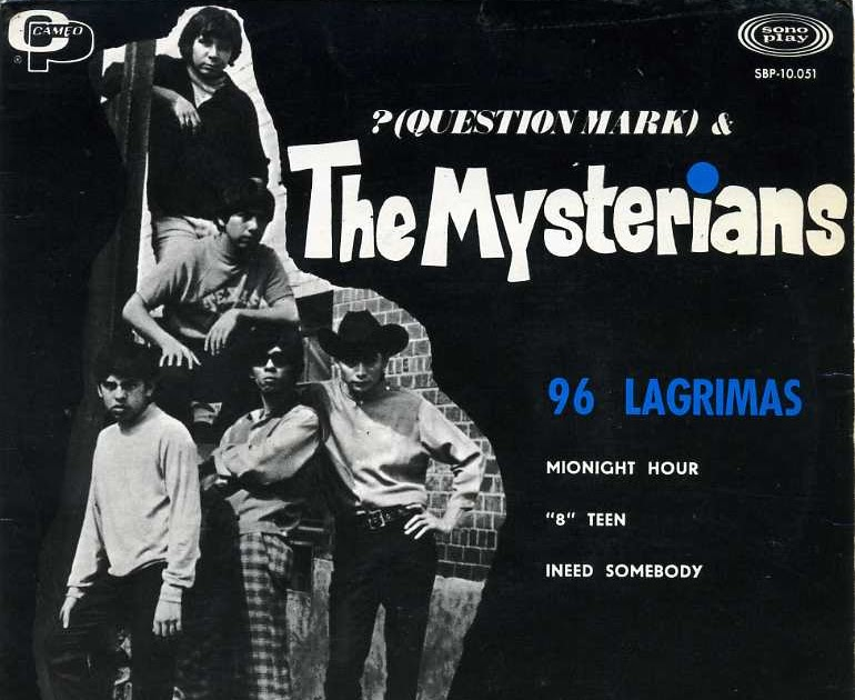 and the mysterians - 770×630