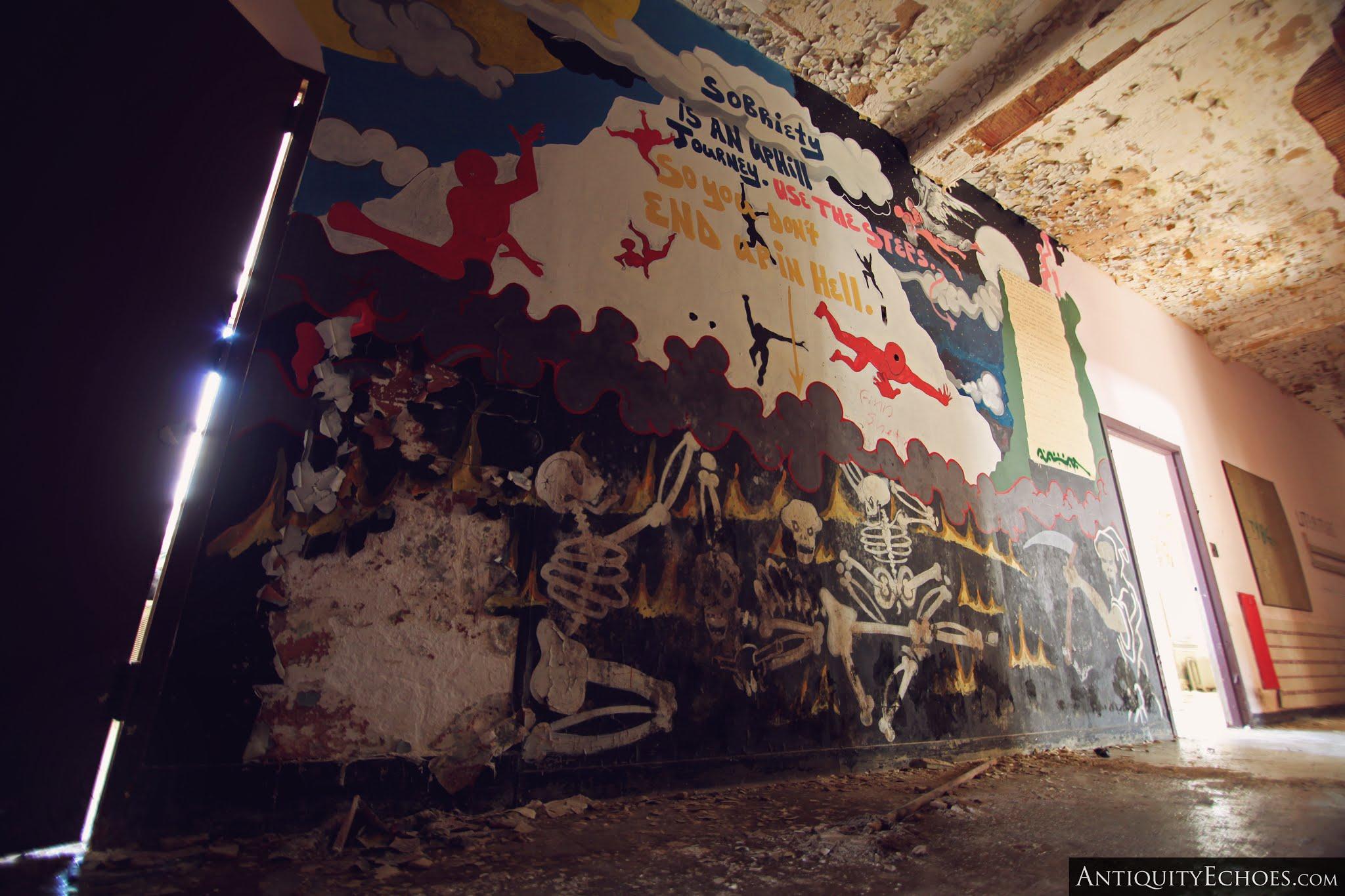 Overbrook Asylum - MICA Mural