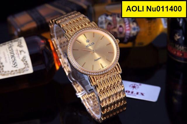 đồng hồ nữ aolix