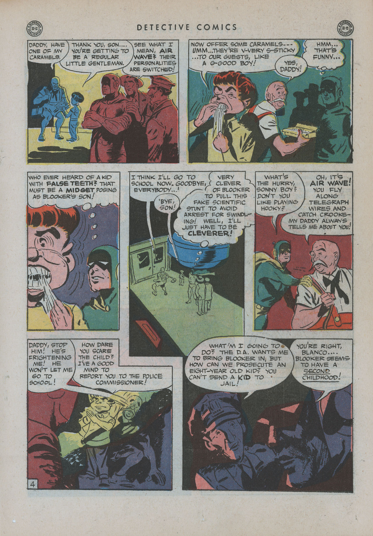 Read online Detective Comics (1937) comic -  Issue #108 - 27
