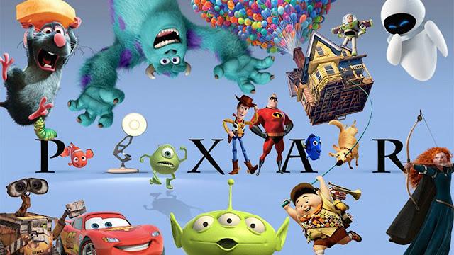 Disney Pixar: Anche i dettagli contano!