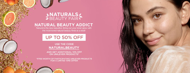 Natural Beauty with the Naturals Beauty Fair