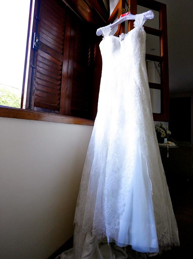 Casamento - Dia da Noiva - Vestido