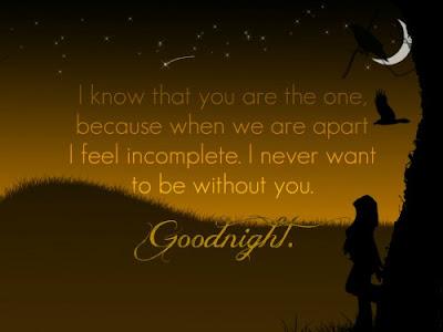 good night best message