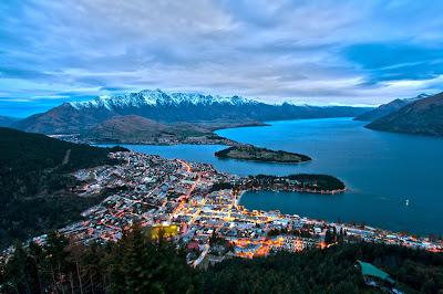 Tempat Wisata di Selandia