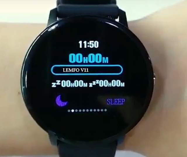 LEMFO V11 Bluetooth smart watch specs