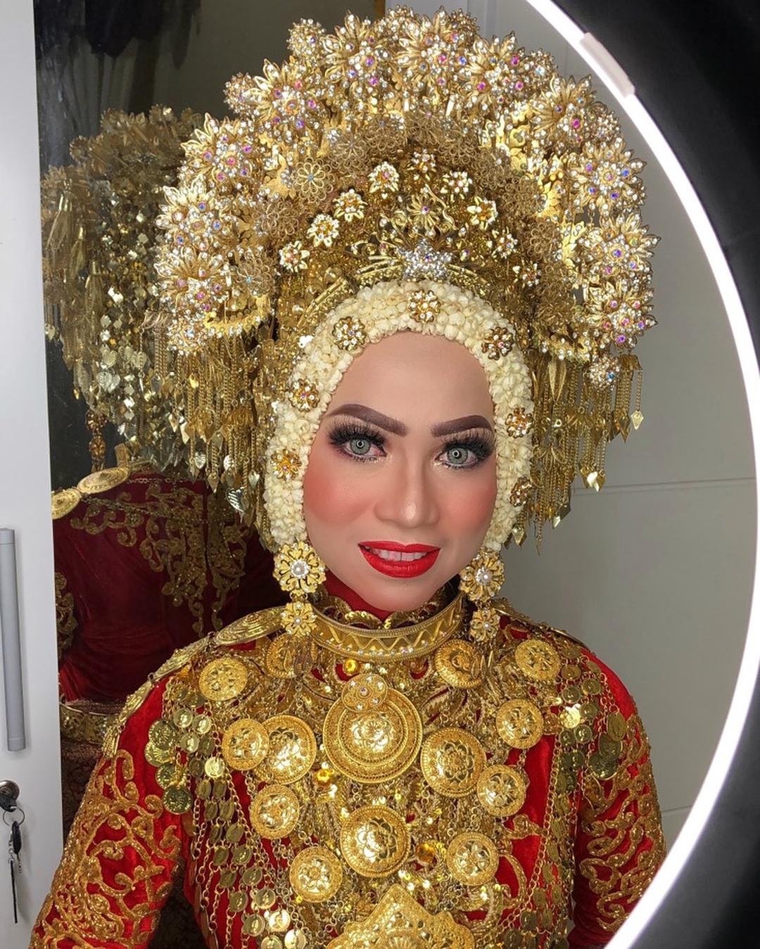 Baju Pengantin Aceh 10