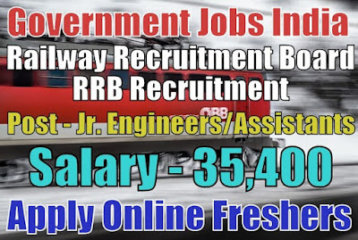 Railway RRB Recruitment 2019